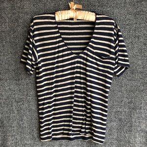 Burberry Brit Stripe T-shirt